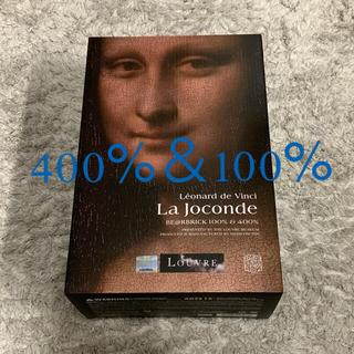 メディコムトイ(MEDICOM TOY)のBE@RBRICK LEONARDDEVINCI Mona Lisa (その他)