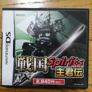 戦国Spirits 主君伝 DS