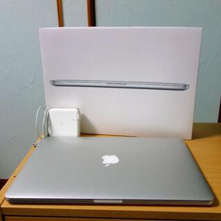 Apple - MacBook Pro Retina, 15-inch, Early 2013