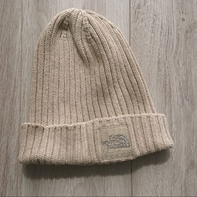 THE NORTH FACE(ザノースフェイス)の春先にもOK♡ノースフェイス ニット帽 レディースの帽子(ニット帽/ビーニー)の商品写真