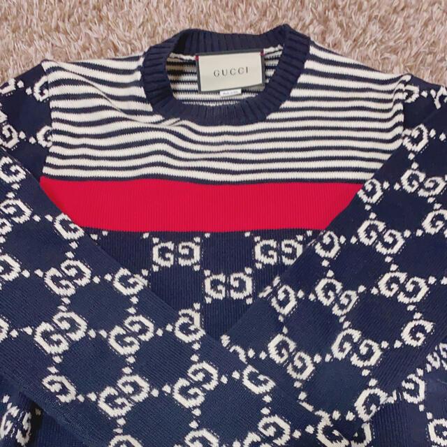 Gucci(グッチ)のGUCCI レディースのトップス(ニット/セーター)の商品写真