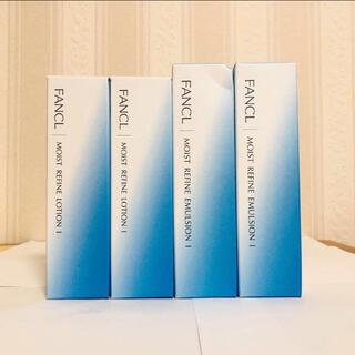 FANCL - ファンケル モイストリファイン さっぱり 化粧液&乳液 各30ml×2セット
