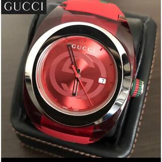 Gucci - GUCCI YA137103 SYNC XXL RED