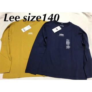 リー(Lee)の140 Lee ロンT 長袖 Tシャツ キッズ 子供 ジュニア(Tシャツ/カットソー)