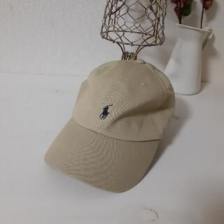 ポロラルフローレン(POLO RALPH LAUREN)のラルフローレン CAP  キッズ(帽子)