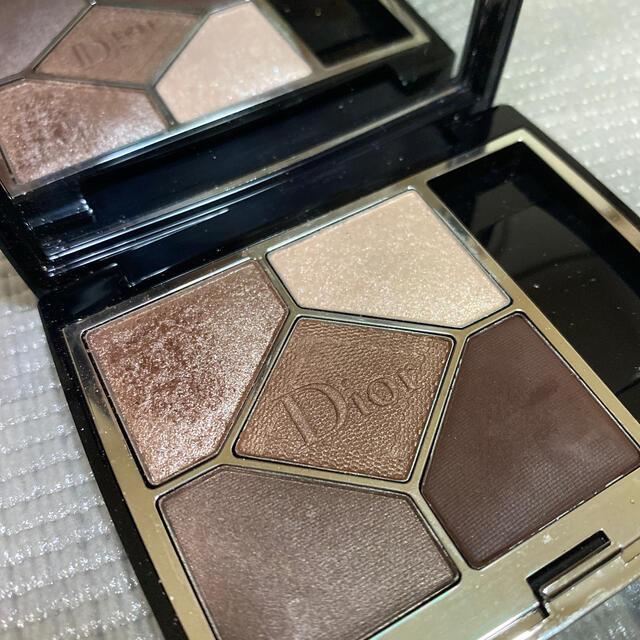 Dior(ディオール)のDior サンククルール 669 ソフトカシミア  コスメ/美容のベースメイク/化粧品(アイシャドウ)の商品写真