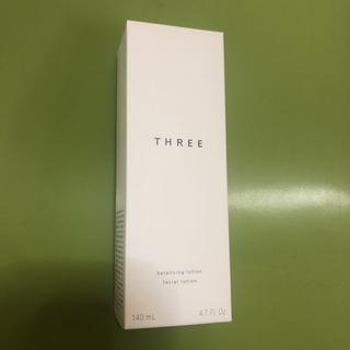 スリー(THREE)の新品 THREE バランシング ローション 140ml(化粧水/ローション)