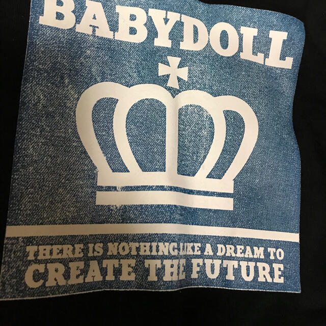 BABYDOLL(ベビードール)のベビードール キッズ/ベビー/マタニティのベビー服(~85cm)(トレーナー)の商品写真