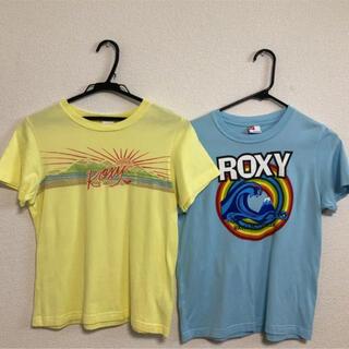 Roxy - ロキシーのTシャツ(2枚セット)