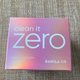 バニラコ(banila co.)のバニラコ クリーンイットクレンジングバーム 新品(クレンジング/メイク落とし)