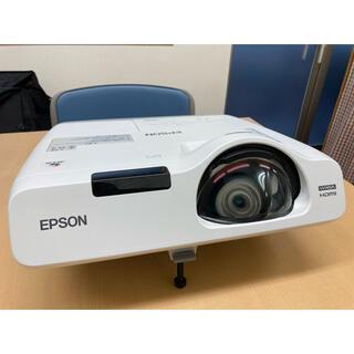 EPSON - EPSON プロジェクター EB-535W 純正天吊り金具&交換用ランプ付き