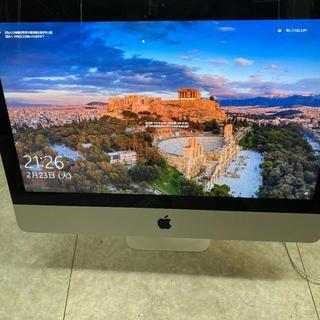 Apple - ♠︎美品★Apple iMac 21インチ♠︎Core i3★8G★500G