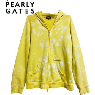 パーリーゲイツ(PEARLY GATES)のPEARLY GATES【パーリーゲイツ/カスタム/タイダイ柄/パーカー】(パーカー)