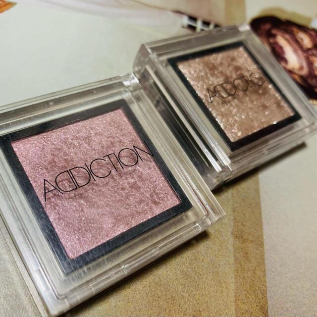 ADDICTION(アディクション)のaddiction アイシャドウ コスメ/美容のベースメイク/化粧品(アイシャドウ)の商品写真
