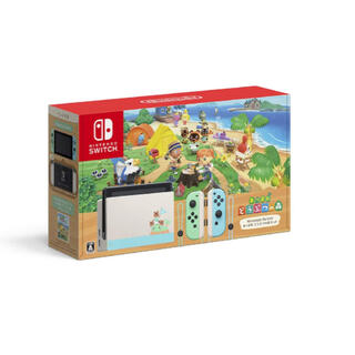 Nintendo Switch スイッチ あつまれ どうぶつの森セット