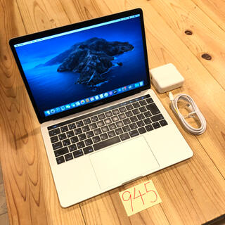 Mac (Apple) - メモリ16GB MacBook pro 13インチ 2017 タッチバー搭載