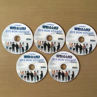 防弾少年団(BTS) - BTS VON Voyage DVD セット