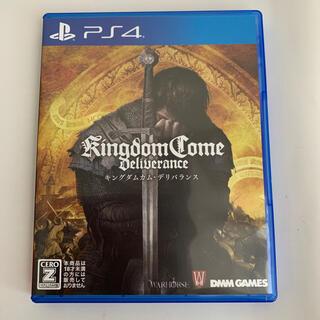 プレイステーション4(PlayStation4)のキングダムカム・デリバランス ps4 ゲームソフト(家庭用ゲームソフト)