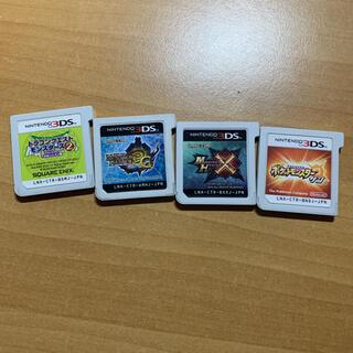 ニンテンドー3DS - 3DSカセットセット