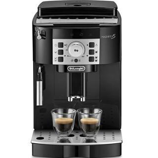 デロンギ(DeLonghi)のデロンギ マグニフィカS 全自動コーヒーマシン ECAM22112B(コーヒーメーカー)