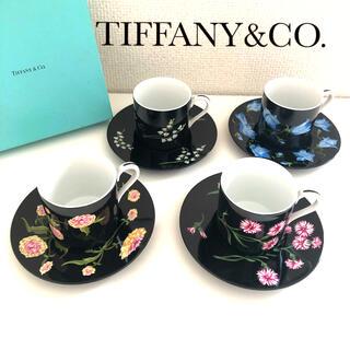 Tiffany & Co. - ティファニーティーカップ&ソーサー