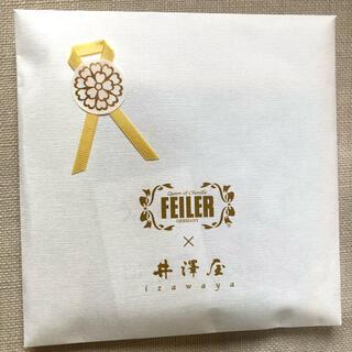 FEILER - フェイラー ハンカチ 井澤屋うらら花