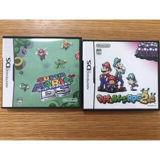 スーパーマリオ64DS マリオ&ルイージRPG2