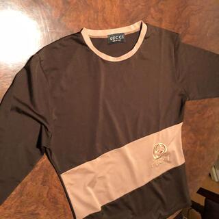 グッチ(Gucci)のグッチティーシャツ(Tシャツ(長袖/七分))