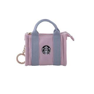 Starbucks Coffee - 台湾 スターバックス 小銭入れ コインケース 桜 さくらピンク