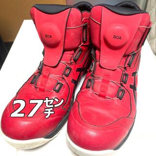 アシックス(asics)のasics 安全靴(スニーカー)