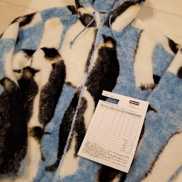 Supreme(シュプリーム)のsupreme ペンギン メンズのジャケット/アウター(ブルゾン)の商品写真