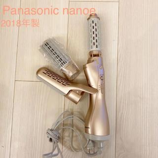 Panasonic - パナソニック くるくるドライヤー ナノケア ピンクゴールド EH-KN89-PN