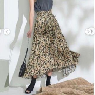 Mila Owen - ⋆⸜新品未使用 Mila Owen フレアロングスカート⸝⋆