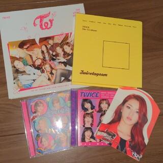 ウェストトゥワイス(Waste(twice))のTWICECDセット(K-POP/アジア)