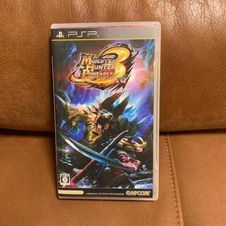 CAPCOM - モンスターハンターポータブル 3rd PSP