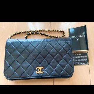 CHANEL - 正規品美品 CHANEL  シャネル/ チェーンバッグ マトラッセ