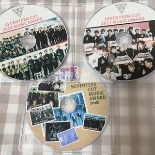 セブンティーン(SEVENTEEN)のSEVENTEEN DVD(ミュージック)