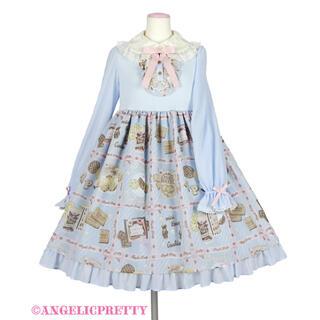 アンジェリックプリティー(Angelic Pretty)のCream Cookie Collectionカットワンピース(ひざ丈ワンピース)