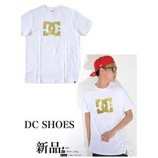 ディーシーシュー(DC SHOE)の新品 DCSHOES Tシャツ 半袖 メンズ(Tシャツ/カットソー(半袖/袖なし))