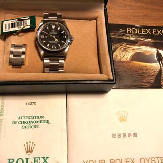 ROLEX - ロレックス エクスプローラー1 14270 A