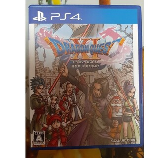 PlayStation4 - PS4 DRAGON QUEST 11 ソフト