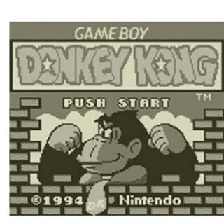 任天堂 Nintendo ドンキーコング ゲームボーイ3DSソフト