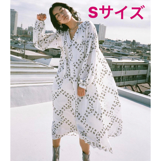 Ameri VINTAGE - ameri vintage 新宿先行✨フラグメント コラボ ワンピース S