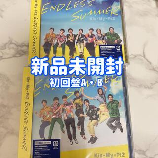 キスマイフットツー(Kis-My-Ft2)のENDLESS SUMMER 初回盤A・Bセット(ポップス/ロック(邦楽))