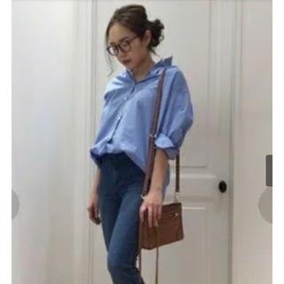DEUXIEME CLASSE - CANCLINI タックシャツ コットン