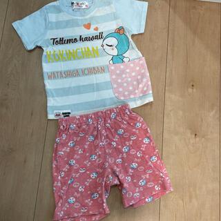 アンパンマン - 80cm アンパンマン ドキンちゃん コキンちゃん Tシャツ+パンツ 2点☆