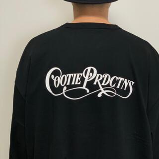 COOTIE - COOTIE Print Oversized L/S Tee
