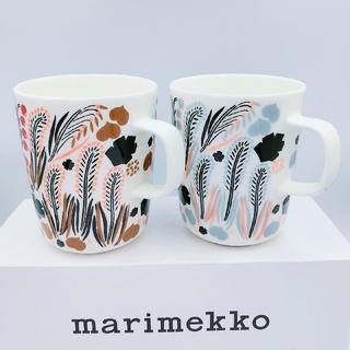 marimekko - レット LETTO 新旧ペア マリメッコ マグカップ 入手困難