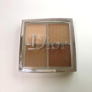 Dior - ディオールバックステージ コントゥールパレット