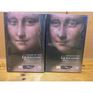 MEDICOM TOY - BE@RBRICK Mona Lisa モナリザ 100% & 400% 2体